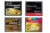 Best Compact Flash memory cards   Top 10 CF cards