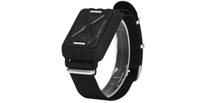 Git2_controller_wrist2 Telecomando da polso per Gitup Git2 e Git1