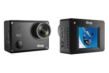 GitUp Git2 Review: 4k action camera