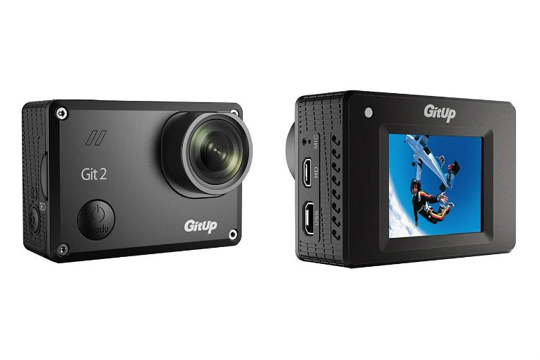 GitUp Git2 Review: 4k action camera