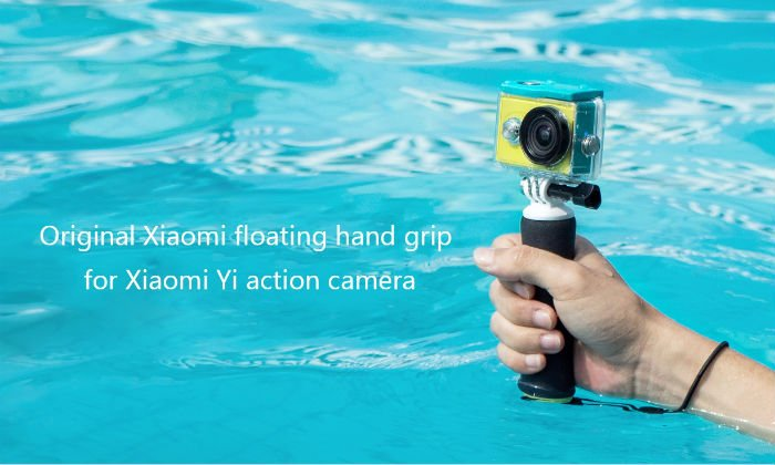 Original_Xiaomi_Floating_Hand_Grip Impugnatura galleggiante originale xiaomi per gopro e action cam