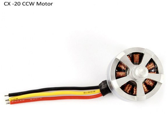 Brushless Counter Clockwise Motor for Cheerson CX – 20 RC Quadcopter