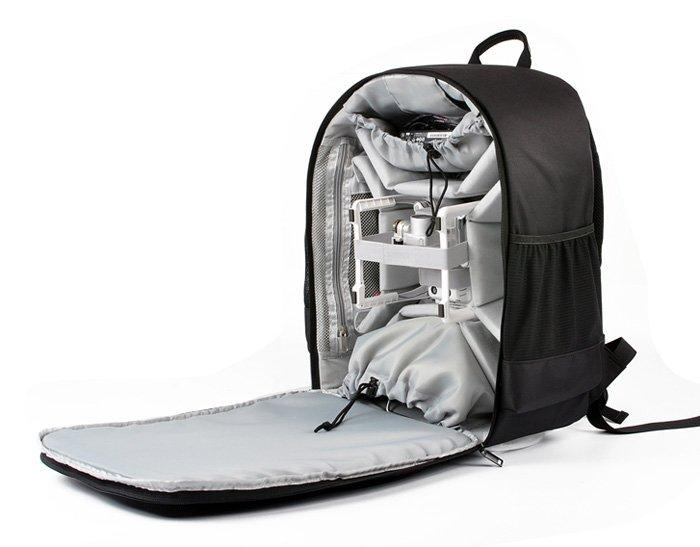DJI_Phantom3_Backpack4 Zaino per drone DJI Phantom 3 con tasche esterne