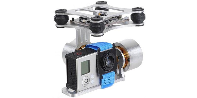 FPV Brushless PTZ Gimbal Controller for GoPro 3 - 4 DJI Phantom