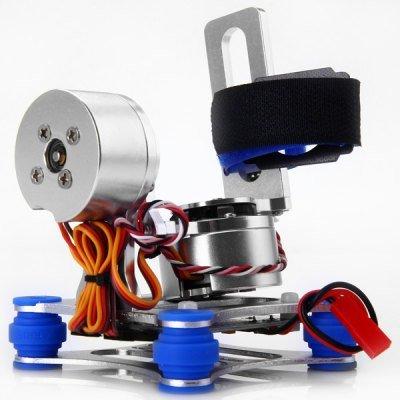 FPV-Brushless-Gimbal-Controller2 FPV Brushless PTZ Gimbal per GoPro 3 - 4