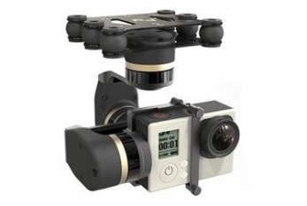 Feiyu Tech FY MiNi3D Brushless Gimbal