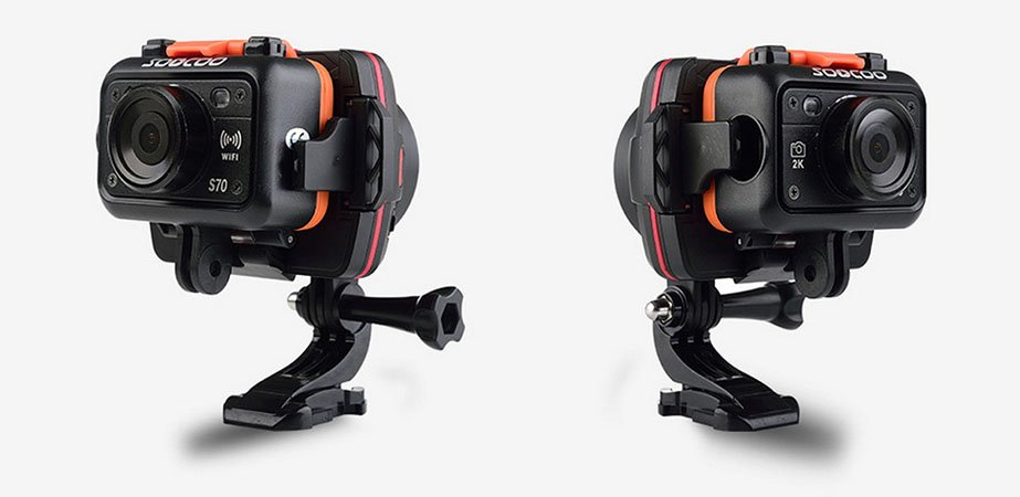 1-Axis Gimbal for action cam - SOOCOO PS1 Stabilizer