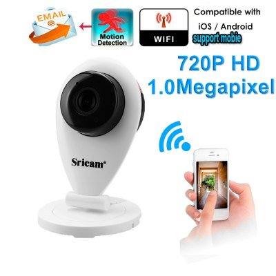 Sricam Security Camera Wireless