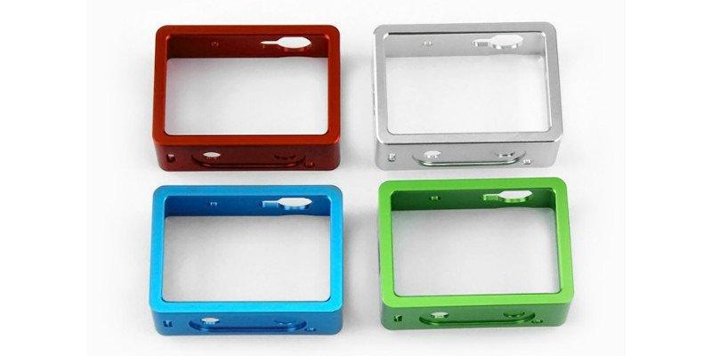 Cover frame for Xiaomi Yi, aluminum alloy