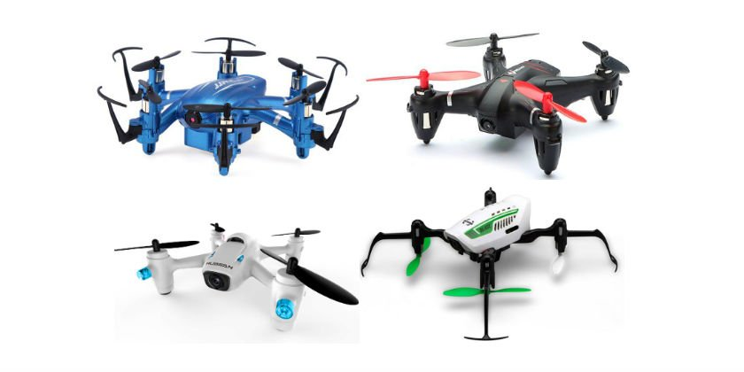 Top 5 FPV Mini, Micro and Nano Drones for 2016
