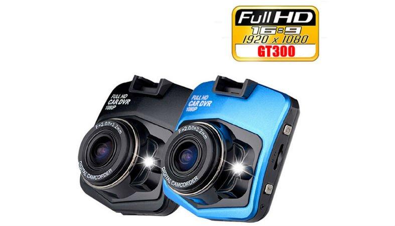 GT300 Budget dash cam
