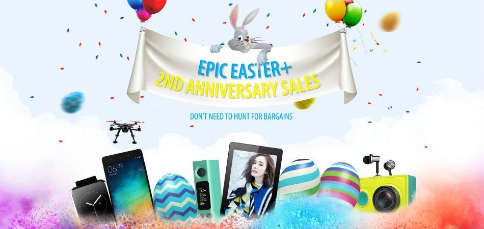 Easter deals @ Gearbest