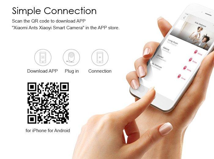 Xiaomi Xiaoyi 2 cctv16