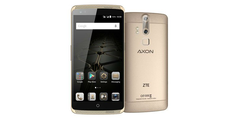 ZTE Axon Elite International Edition Android 5