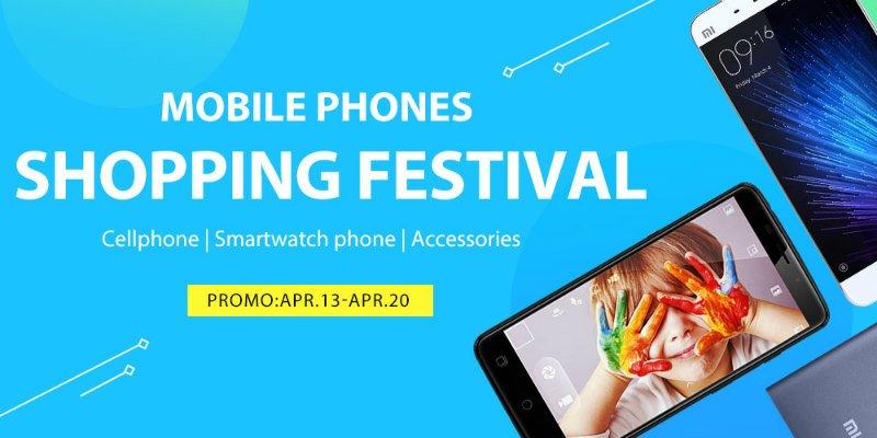 Mobile Phones deals @ Gearbest
