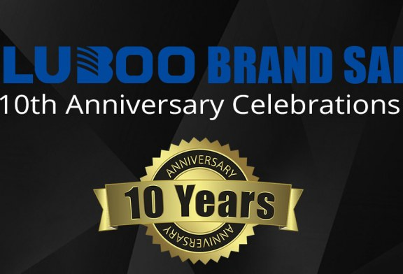 Bluboo smartphone promotion