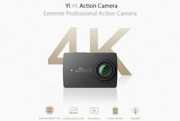 YI technology – YI 4K Action Camera review