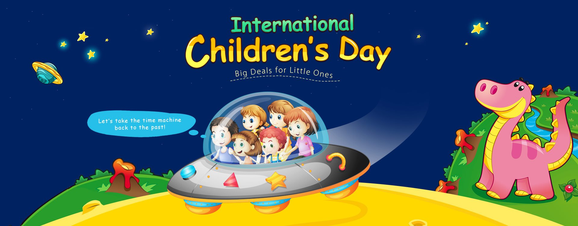 Children day: deals!