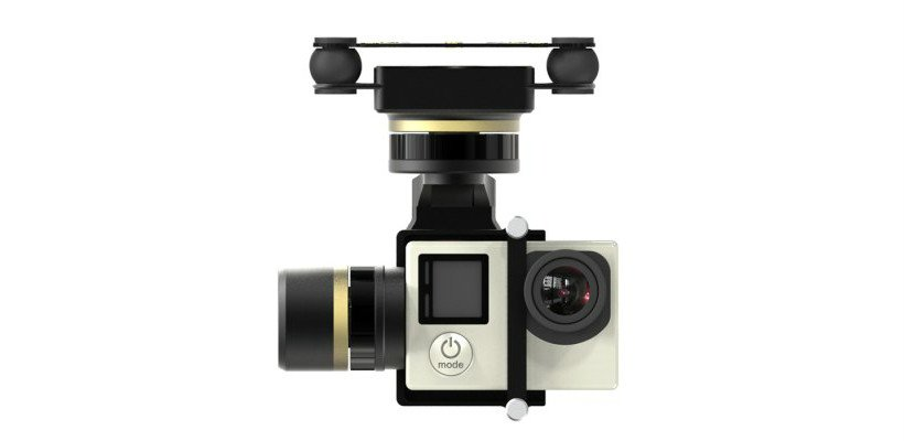 Feiyu Mini 3D Pro 3-Axis Brushless Gimbal review