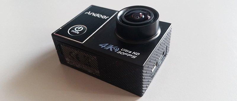 Andoer-C5-bottom Recensione Andoer C5 Pro - prove video e foto