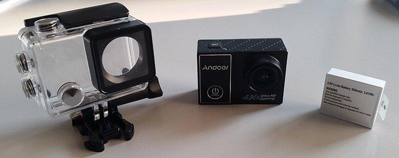 Andoer-C5-case Recensione Andoer C5 Pro - prove video e foto