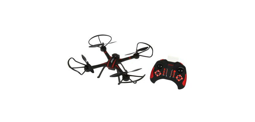 JJRC H11WH RC Quadcopter review