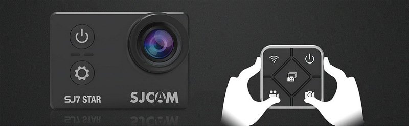 SJCAM-SJ7-Star-remote-control SJcam SJ7 star - recensione e prove video 4K