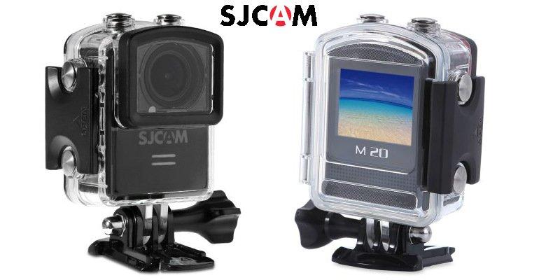 SJCam M20 review