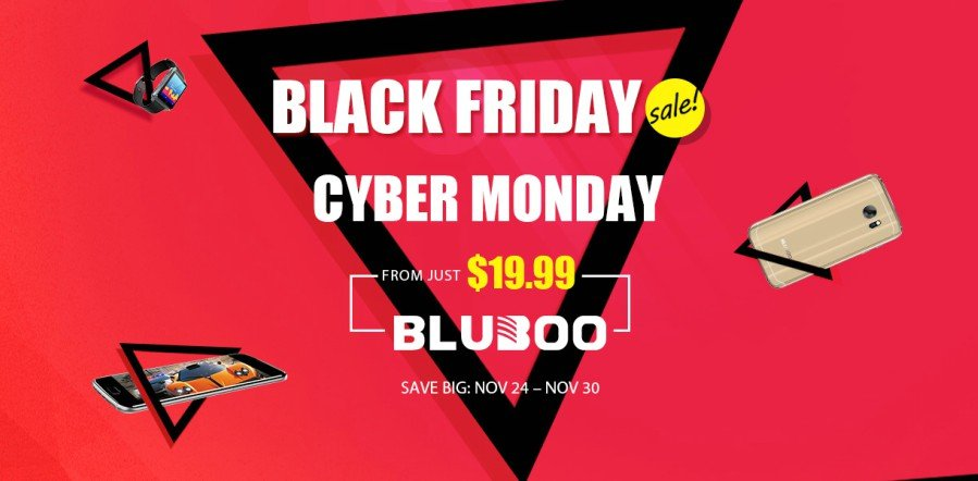 BluBoo promotion ♦ Black Friday