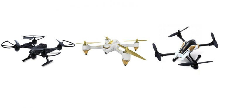 Top Quadcopters for Beginners in 2016