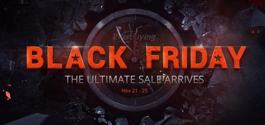 Black Friday @ Everbuying