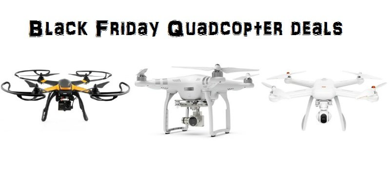Black Friday quadcopter's deals