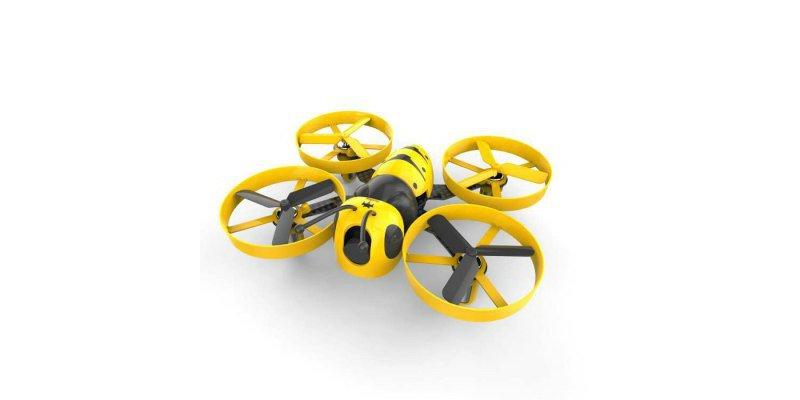 FuriBee F90 90mm Wasp Mini RC Racing Quadcopter