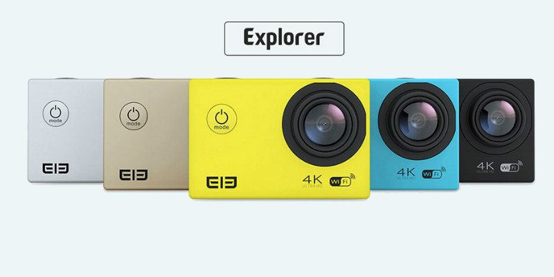 Elephone ELE Explorer overview