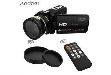 Andoer HDV-Z20 videocamera