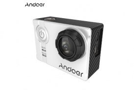 Andoer AN7000 review - Action cam 4K