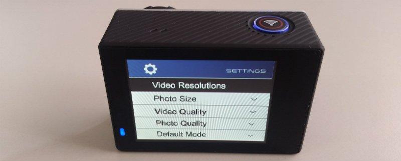 Andoer_AN7000_menu Recensione Andoer AN7000 con prove video