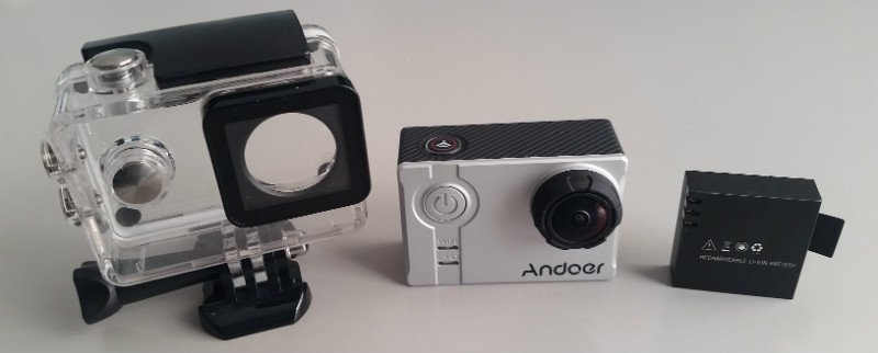 Andoer_AN7000_review Recensione Andoer AN7000 con prove video