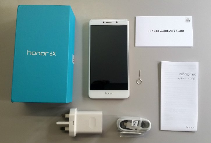 Honor-6X-unboxing Recensione Honor 6X
