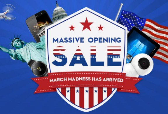Gearbest opens a new shop dedicated to US customers