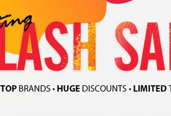 Flash sale from Gearbest