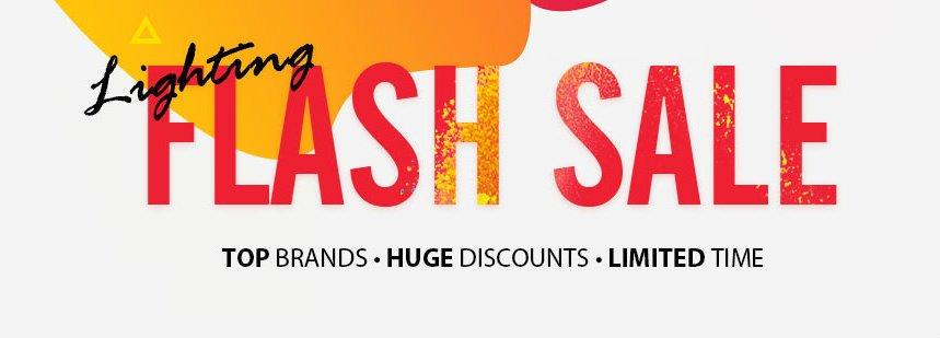 flash_sale Nuova promozione da Gearbest con forti sconti