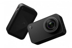 Xiaomi Mijia review - small action camera 4k touchscreen