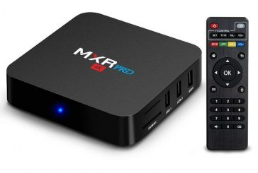 MXR PRO RK3328 TV Box review