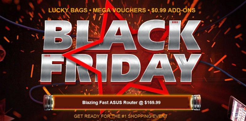 GearbestPromotion Promozioni per il Black Friday da Gearbest