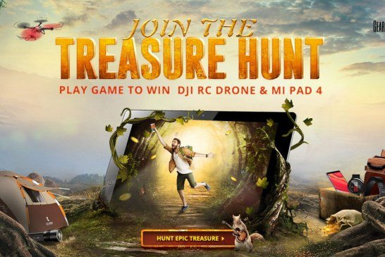 Gearbest september sale 💰 Treasure hunt