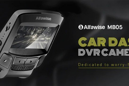 Alfawise MB05 dashcam review
